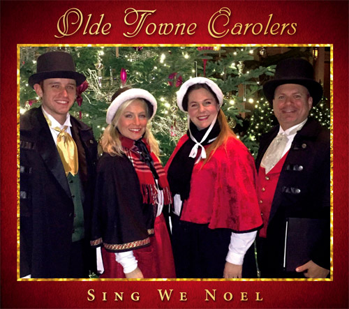 Joy And Noel Holiday Caroler: Holiday Carolers For Hire